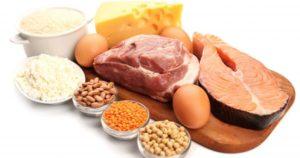 trawienie - białka zawsze na początku