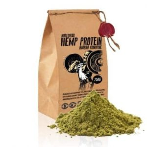 Białko Konopne 250g Hemp Protein Hempbroker