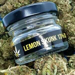 Susz CBD Konopny 5,9% Lemon Skunk Dobre Ziółko