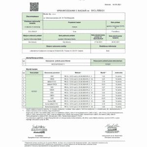 Kapsułki CBD Konopne 10% 50k 1000mg HempKing certyfikat