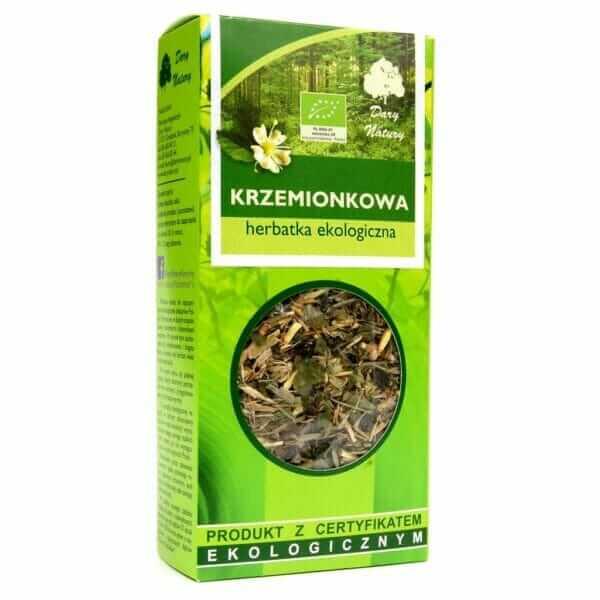 Herbatka Krzemionkowa BIO 50g Dary Natury
