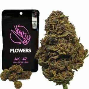 Susz CBD Konopny Kwiaty