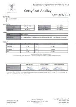 Olejek CBD Konopny 30% 10ml Cannabol